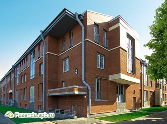 Малоэтажный жилой комплекс Амазонка, Кронштадтский СПб. Актуальное фото.