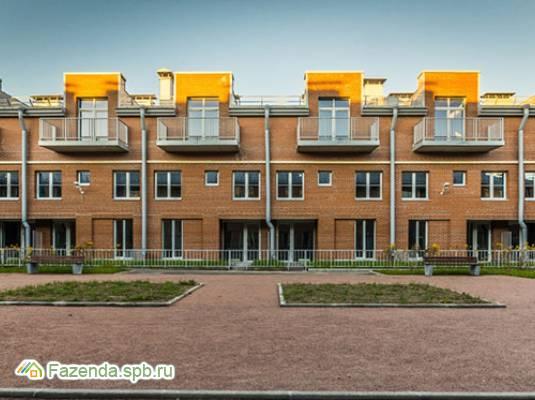 Малоэтажный жилой комплекс Амазонка, Кронштадтский СПб.