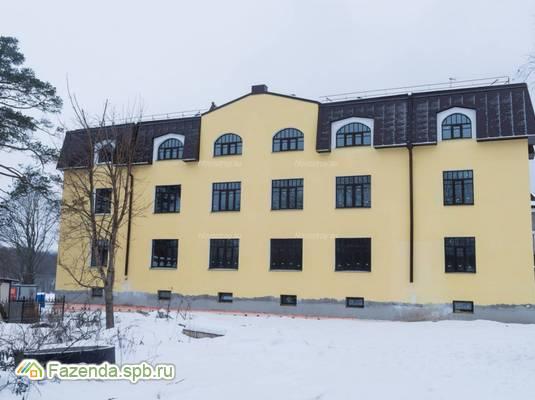 Малоэтажный жилой комплекс Приорат, Гатчинский район.