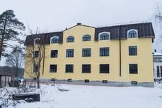 Рядом с IQ Гатчина расположен Малоэтажный жилой комплекс Приорат