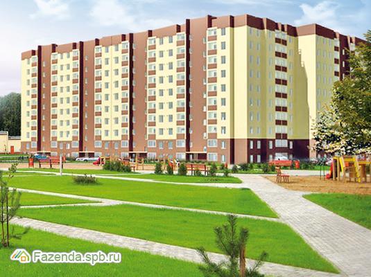 Жилой комплекс Новый квартал, Ломоносовский район.