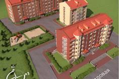 Рядом с Новое Рощино расположен Малоэтажный жилой комплекс Садовая горка
