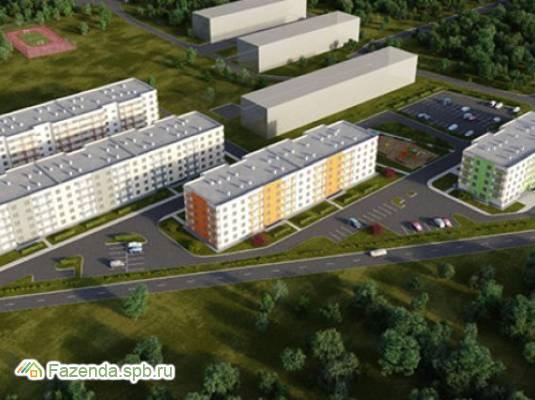 Малоэтажный жилой комплекс Мандарин, Ломоносовский район.