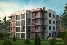 Рядом с Зеленые Холмы расположен Малоэтажный жилой комплекс ГОРКИ ПАРК