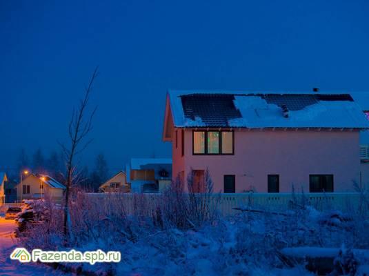 Коттеджный поселок  Новая Проба, Всеволожский район. Актуальное фото.
