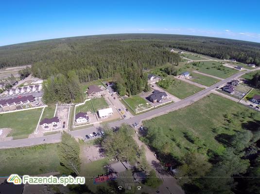 Коттеджный поселок  Верховский, Выборгский район.