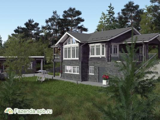 Коттеджный поселок  Rovaniemi Club (Мистолово), Всеволожский район.