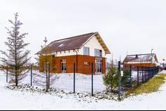 Коттеджный поселок Сад времени от компании Строительный трест
