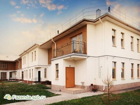 Малоэтажный жилой комплекс Петровская Мельница, Ломоносовский район.