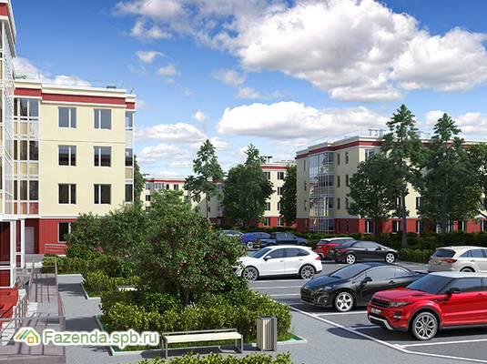 Малоэтажный жилой комплекс ЗемлЯнино, Всеволожский район.