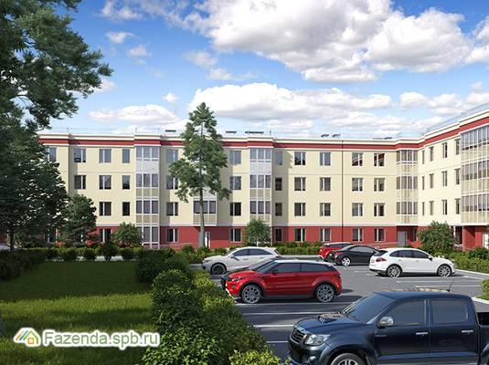 Малоэтажный жилой комплекс ЗемлЯнино, Всеволожский район. Актуальное фото.