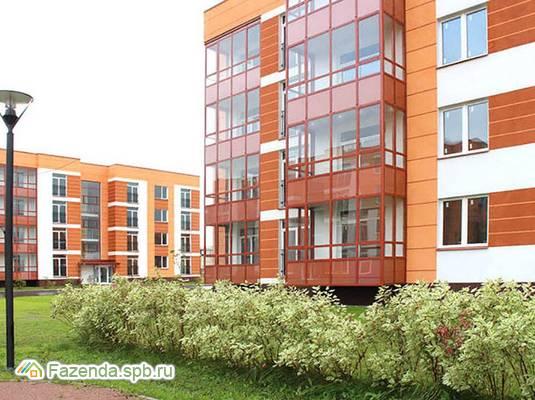 Малоэтажный жилой комплекс Образцовый квартал, Пушкинский район.