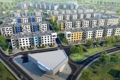Рядом с Гатчинские Поместья расположен Малоэтажный жилой комплекс Верево-Сити