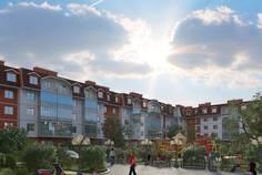Рядом с Образцовый квартал 2 расположен Малоэтажный жилой комплекс Царский двор