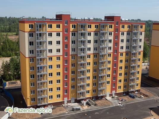 Жилой комплекс Южная Поляна, Всеволожский район.