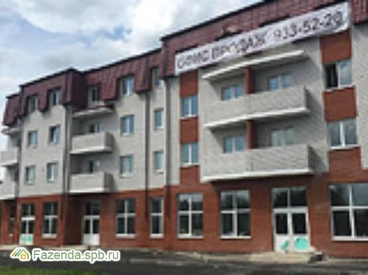 Малоэтажный жилой комплекс Горбунки-2, Ломоносовский район.