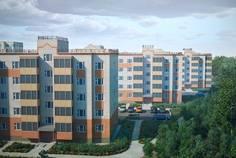 Рядом с Славянский-2 расположен Малоэтажный жилой комплекс Графская слобода