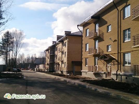 Малоэтажный жилой комплекс Три медведя, Кировский район.