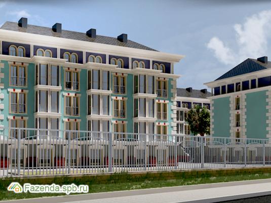 Малоэтажный жилой комплекс Сумоловский ручей, Гатчинский район.