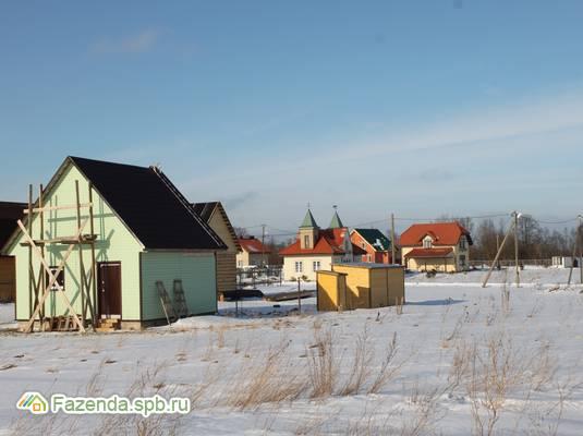 Коттеджный поселок  Имение Оржицкого, Ломоносовский район.
