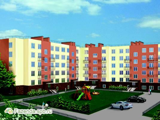 Малоэтажный жилой комплекс Павловские предместья, Гатчинский район.
