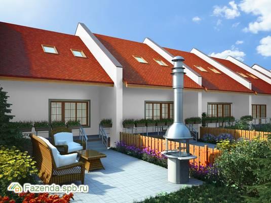 Малоэтажный жилой комплекс Цветы, Всеволожский район.