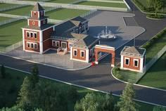 Рядом с Slavyanka Village расположен Коттеджный поселок  Павловский парк