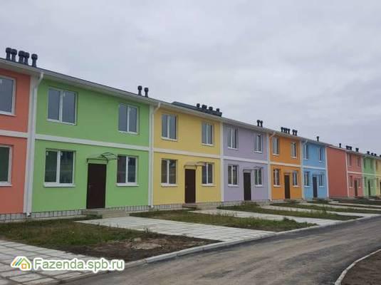 Малоэтажный жилой комплекс Счастье, Тосненский район.