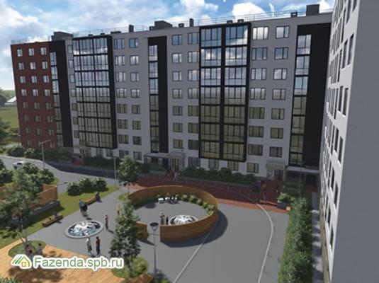 Малоэтажный жилой комплекс O'range /Оранж/, Всеволожский район.