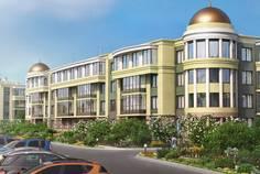 Рядом с Особый статус расположен Малоэтажный жилой комплекс Золотые купола