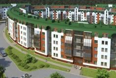 Рядом с Спутник расположен Малоэтажный жилой комплекс Земляничная поляна