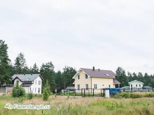 Коттеджный поселок  Перелесье, Всеволожский район.