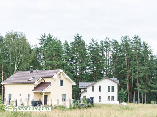 Коттеджный поселок  Перелесье, Всеволожский район. Актуальное фото.
