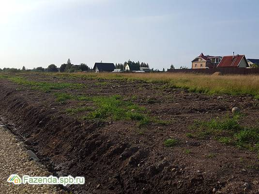Коттеджный поселок  Дивная Деревня, Ломоносовский район.