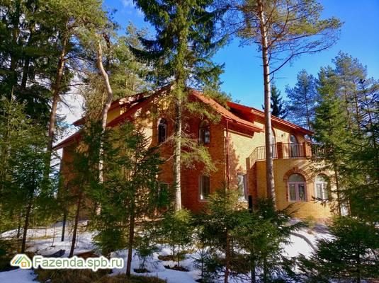 Коттеджный поселок  Golden Park Шувалово, Всеволожский район. Актуальное фото.