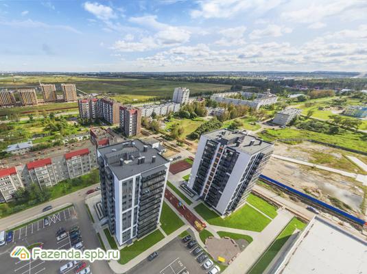 Жилой комплекс Новоселье: Городские кварталы, Ломоносовский район.