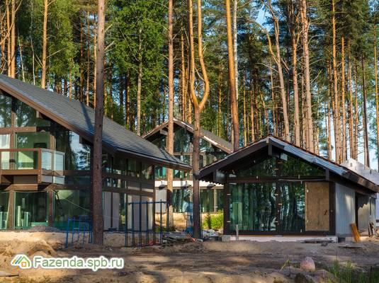 Коттеджный поселок  Liikola Club, Выборгский район.