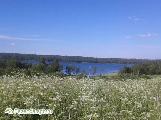 Коттеджный поселок  Верхний, Приозерский район.