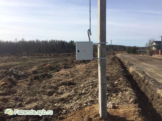 Коттеджный поселок  Новое Иннолово, Ломоносовский район.