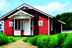 Рядом с Финские дачи расположен Коттеджный поселок  5 холмов