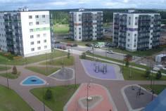Рядом с Шведские пруды расположен Жилой комплекс Gröna Lund