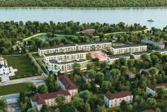 Рядом с Павловская усадьба расположен Малоэтажный жилой комплекс Дубровка на Неве