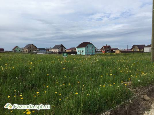 Коттеджный поселок  Южный Версаль, Ломоносовский район.
