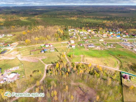Коттеджный поселок  Зеленый квартал, Всеволожский район.