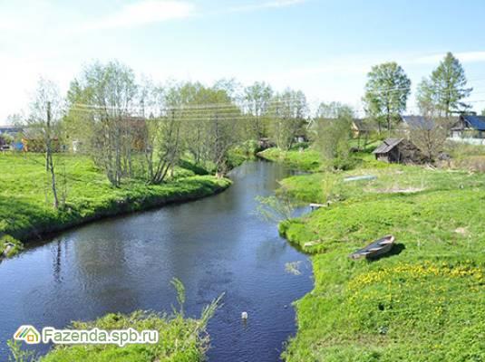 Коттеджный поселок  Дача на Ладоге, Кировский район.