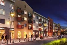 Рядом с O'range расположен Малоэтажный жилой комплекс Итальянский квартал