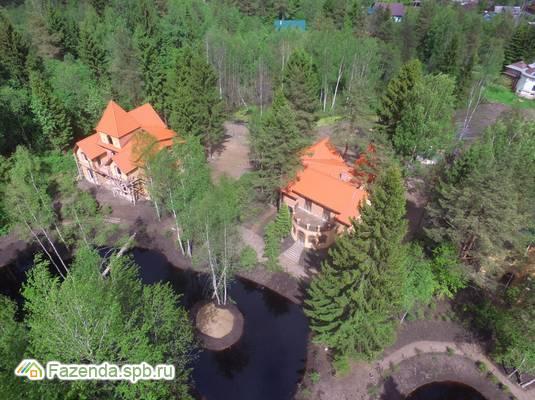 Коттеджный поселок  Golden Park Шувалово, Всеволожский район.