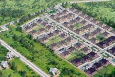 Коттеджный поселок Юкковское парк от компании БизнесСтройГрупп