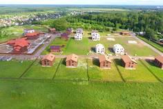 Рядом с Лесная Усадьба расположен Коттеджный поселок  Прайд