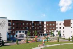 Рядом с Omakulma-Annino расположен Малоэтажный жилой комплекс Шоколад